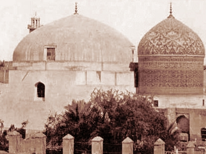 Baghdad Shareef 1914 rare old picture 2